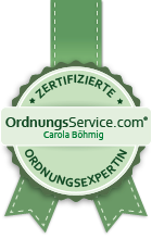 Ordnungsservice und -beratung in München: Ordnungsexpertin
